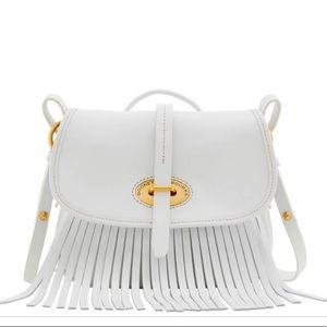 Dooney & Bourke Lulu Fiona Fringe Front Flap Bag
